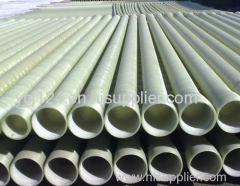 FRP pipe with sand filler manufacturer from China Beijing