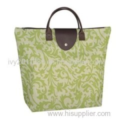 Tote Handle Nylon Shopping Bags