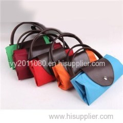 Blank Nylon Shopping Bags