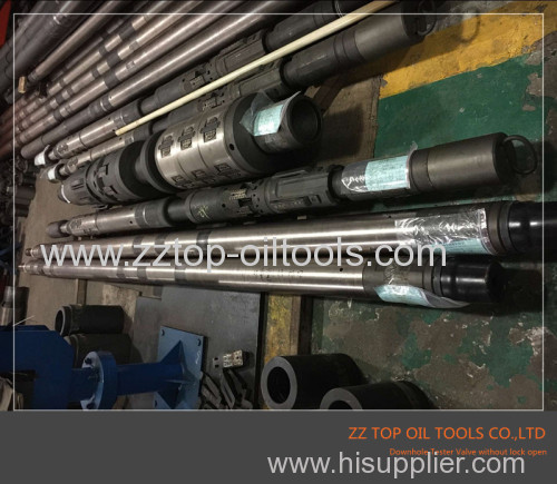 Downhole Tester Valve without lock open mode LPR-N Valve