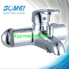 Brass Body & Zinc Handle Bath Shower Mixer/Faucet(for The middle class)