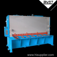 cnc shearing machine guillotine shearing machine