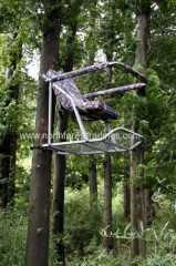 Outdoor One Man Hang On Boom Stand