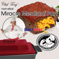 Miracle Meatloaf Pan with Removable Tray