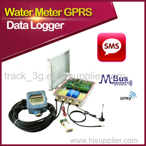 Electronic Water Meter Data Log : Wireless water meter data logger gs wm manufacturer