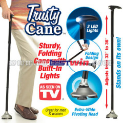 Foldable Magic Cane Hurry Cane