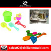2015 Taizhou fashionable plastic beach toy series mould