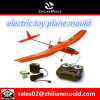 OEM kids plastic electric toy plane mould maker