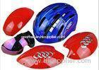 Professional Bike Racing Helmet Yellow / Adult Racing Bicycle Helmet Anti - Impact