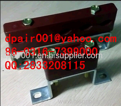 cleat insulator JGJ type cable clamp