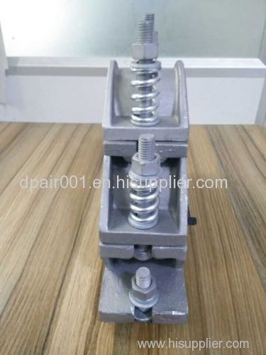 high pressure JGP-1 rigidity three core cable clamp