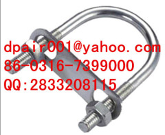 hot-dip galvanizing cable u-bolt