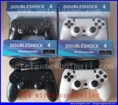 PS4 Wired Controller doubleshock4 game controller game pad game accessory