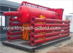 Mud Gas Separator from Kingwell Manufacturer
