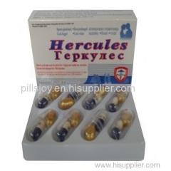 Cheap Wholesale Male Penis Enlargement Sex Pills Hercules Sex Enhancer for Man