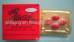 Red Dragon Male Natural Sex Medicines