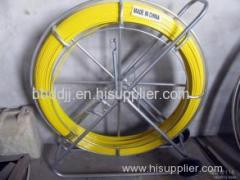 Fiberglass snake duct rodder/Cable conduit rod/Cable jockey