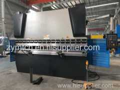 WC67K series hydraulic metal sheet bending machine