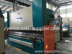 CNC steel bending machine press brake