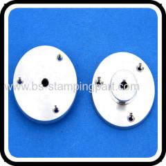 Aluminium CNC lathe parts