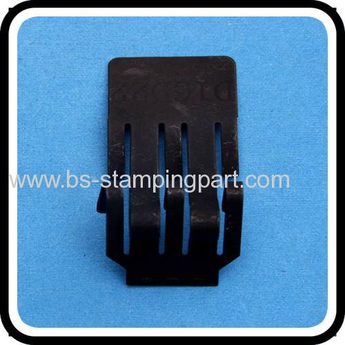 stamped stainless steel clip