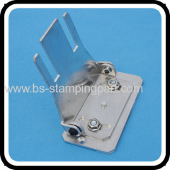 customized precision metal fabrication parts