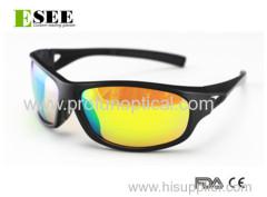 Fashionable Eco Hollow Design temple Sunglasses