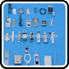 PCB automotive metal contact