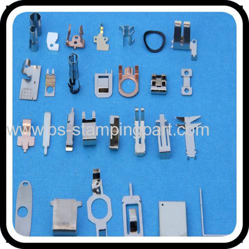 PCB automotive metal contact