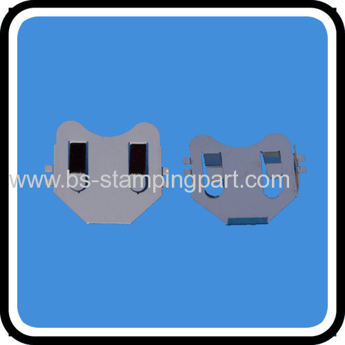 battery contact plate stamping