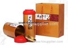 Gift tea sets metal tea package tin sets