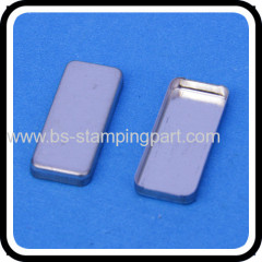 deep draw stamping emi rfi shielding can