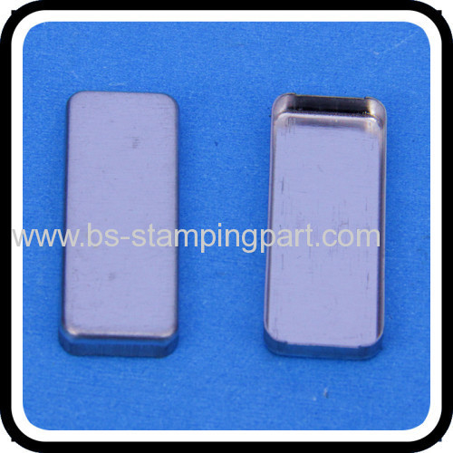 custom stainless steel deep drawing shielding case