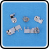high quality metal stamping d battery contacts
