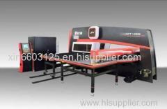 MT Series Single-Servo CNC Turret Punch Press MT-200E