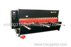VR Series CNC Guillotine Shear VR10X4000