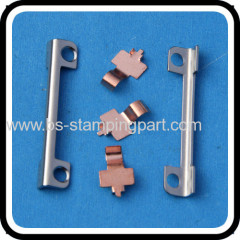 motor stamping electrical spare parts