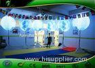 Attractive Inflatable Lighting Decoration Stand Lighted Balloon For Advertising
