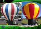 Inflatable Outdoor Advertising Balloons For Activity / Advertising Helium Balloons