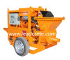 wet concrete spraying machine