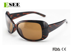Fashionable Quality Rectangle Oversize Sunglasses for women