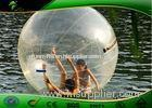 Giant Human Water Walking Ball Inflatable Water Toys For Lake / Hamster Water Balls