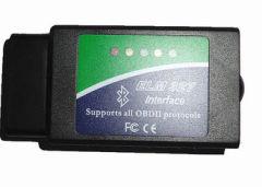 OBD2 / OBDii Bluetooth Car Diagnostic Tool Mini Portable Automotive Diagnostic Scanner