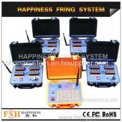 500m remote control pyrotechnic fire system 96 cues sequential & salvo ignition system fireworks fire system