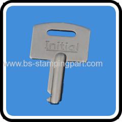 precisión de estampado de aluminio parte de hardware