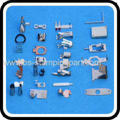 custom stamping smd spring contact for batteries