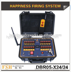 fireworks machine 24 channels 500 M remote control fireworks firing system sequential fireworks firing system