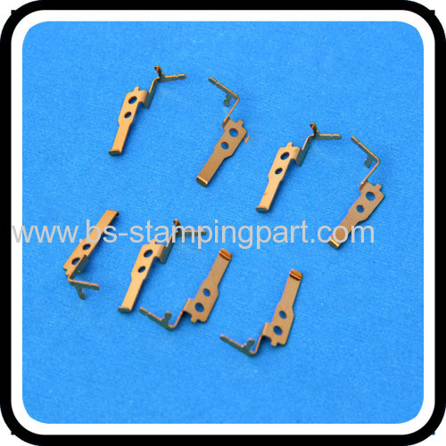 gold flash stainless steel stamping part