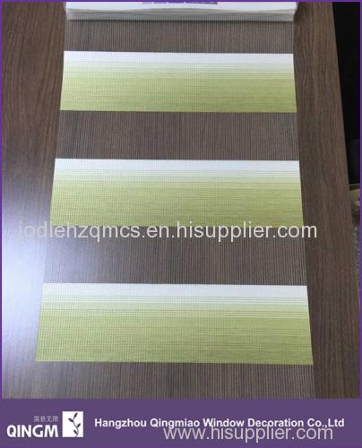 Newly Plain Zebra Blind Linnet Fabric Polyester Material Shading Blind