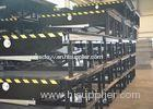 Standard size hydraulic dock leveler installed Germany inported hydraulic unit